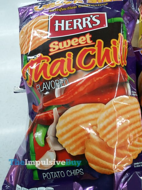 Herr's Sweet Thai Chili Potato Chips