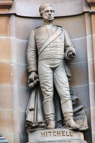 Thomas Mitchell australia photo