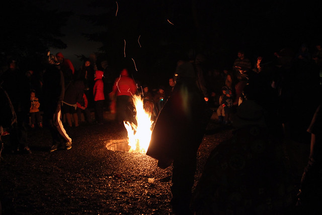 Richmond Area 2015 Halloween Campfire