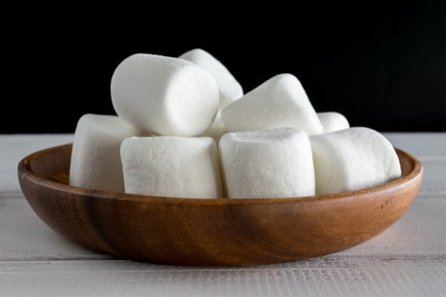 soft, pillowy marshmallows