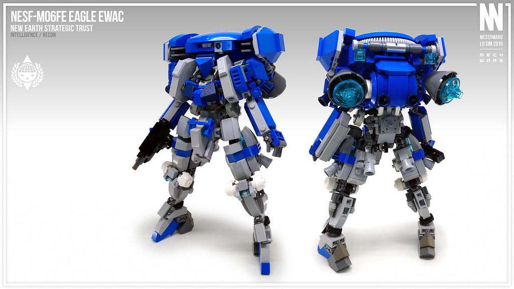 NESF-M06FE Eagle EWAC