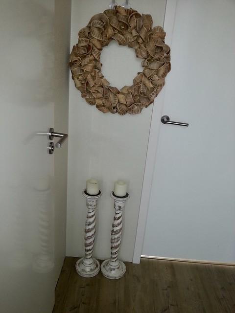 Decoratie hal