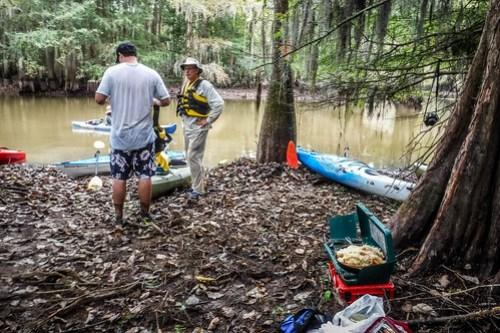 Sparkleberry Swamp with LCU-86