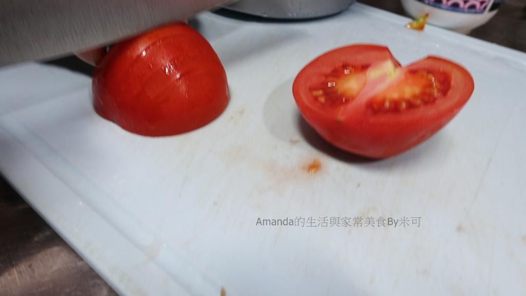 茄汁焗烤義大利麵-米可料理實做 DSC07781