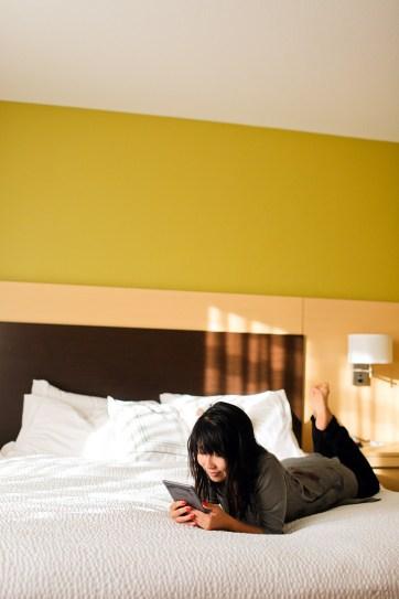 Marriott Towneplace Suites Denver Colorado.