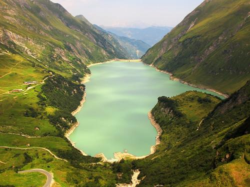 Wasserfallboden Reservoir - Kaprun, Austria