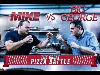 Vito's Pizza Battle