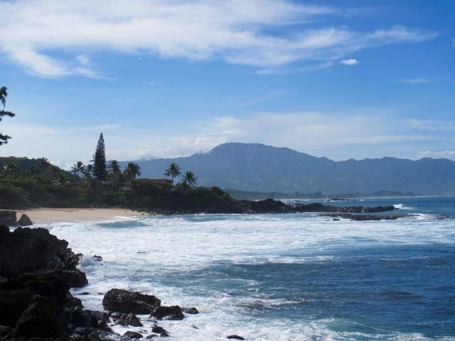 Picture from Pupukea Beach Park