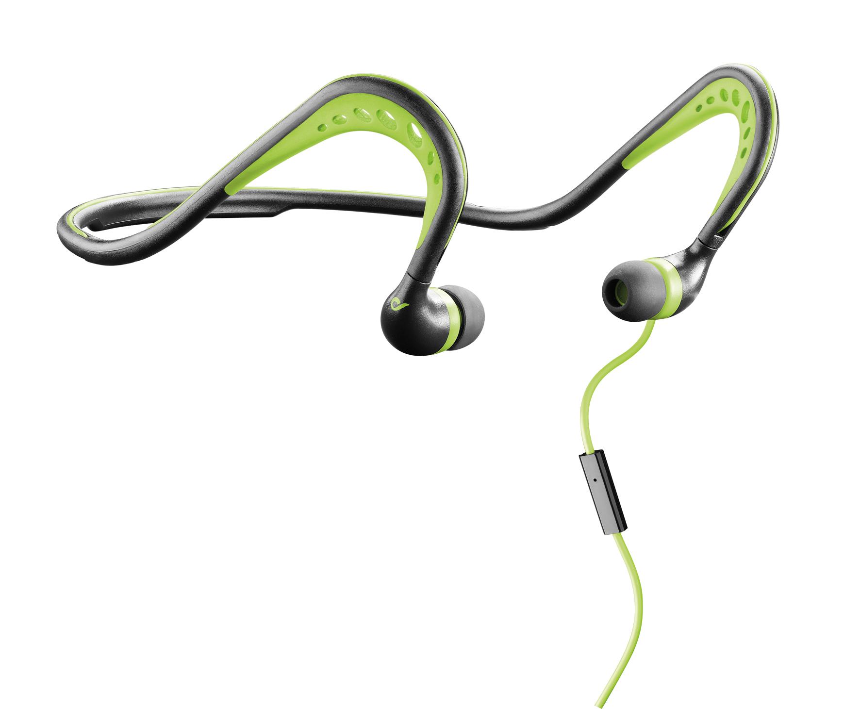 De Scorpion in-ear headset voor de actieve sportieveling