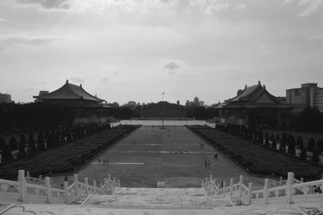 Chiang Kai-shek Memorial Hall, taipei, taiwan, travel, photography