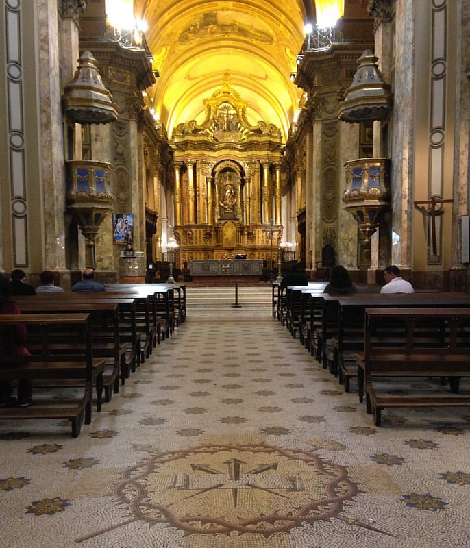 Catedral de Buenos Aires #bloguerogold #latitudamex