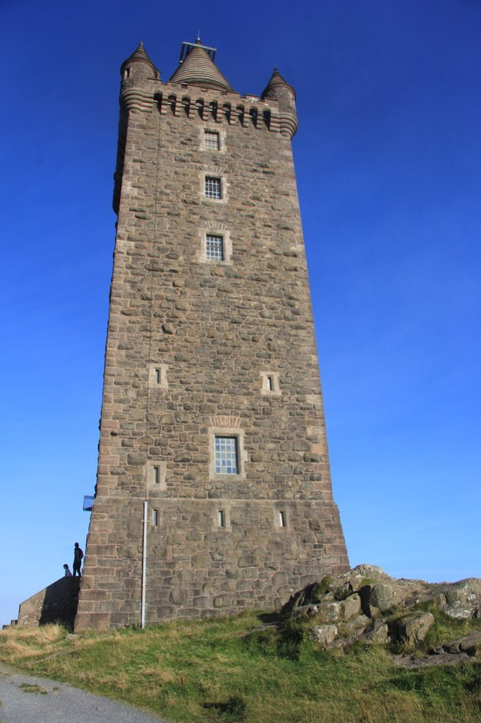 Scrabo Tower, County Down