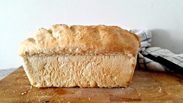 sly's homemade bread