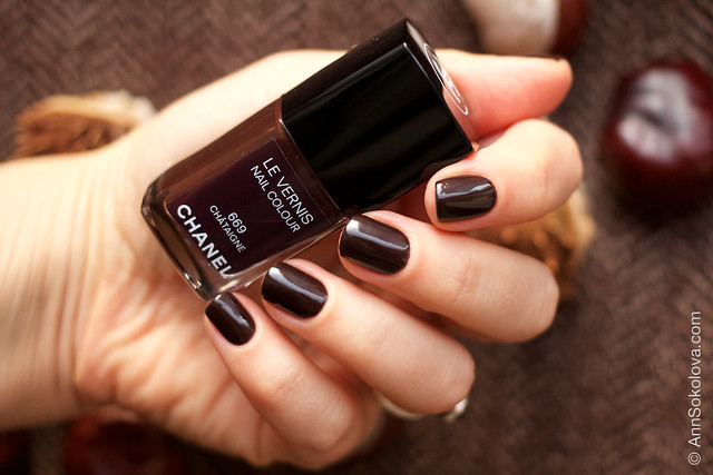 02 Chanel Le Vernis 669 Chataigne Ann Sokolovs swatches