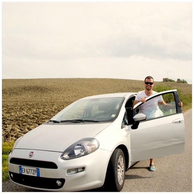 Alquilar coche Toscana