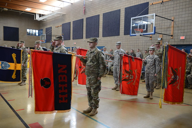 Jensen takes command of historic 34th Red Bull Infantry Division in its 100th year