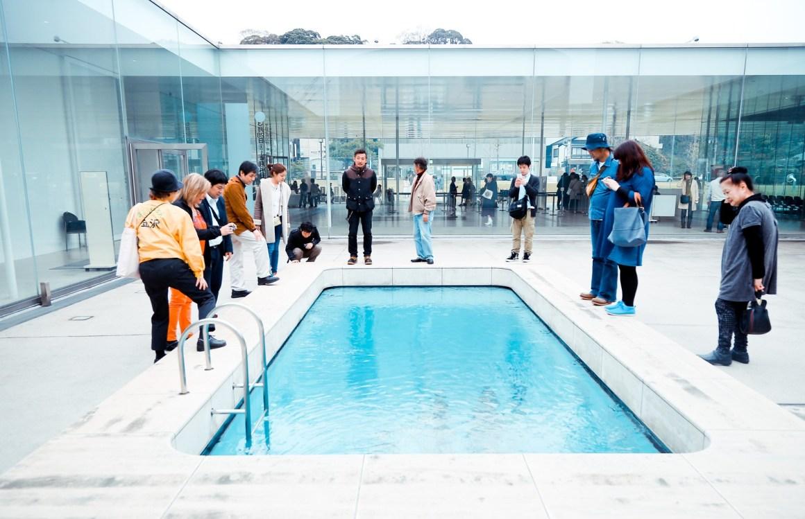 金澤攻略 21世紀美術館 (妹島和世 + 西澤立衛)