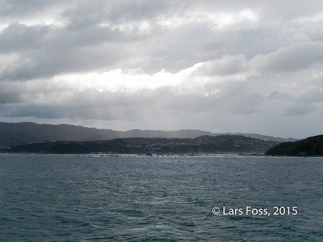 Approaching Wellington