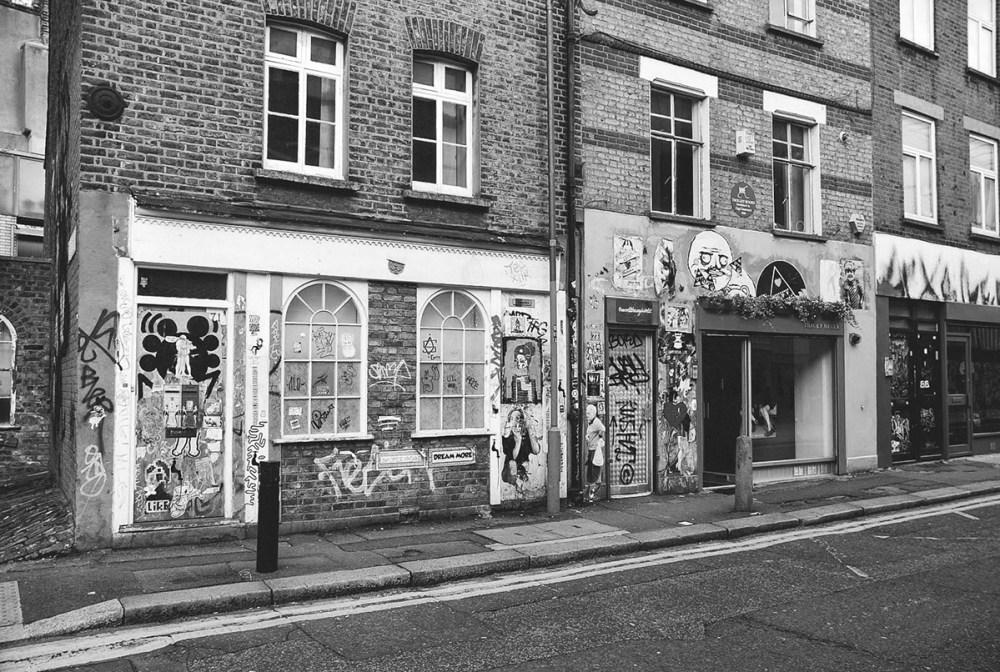 London Shoreditch city walk The Squid Stories19