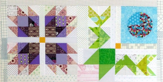 Brit Bee R4 Susan's block for Hadley Oct15
