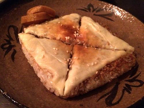 うす焼きちゃん とろけるチーズ@デンゾウ・バー