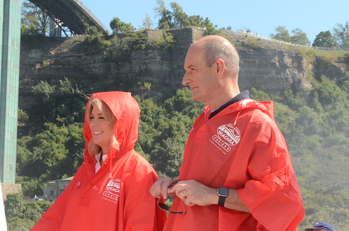 David Koch and Samantha Armytage Are Ready!