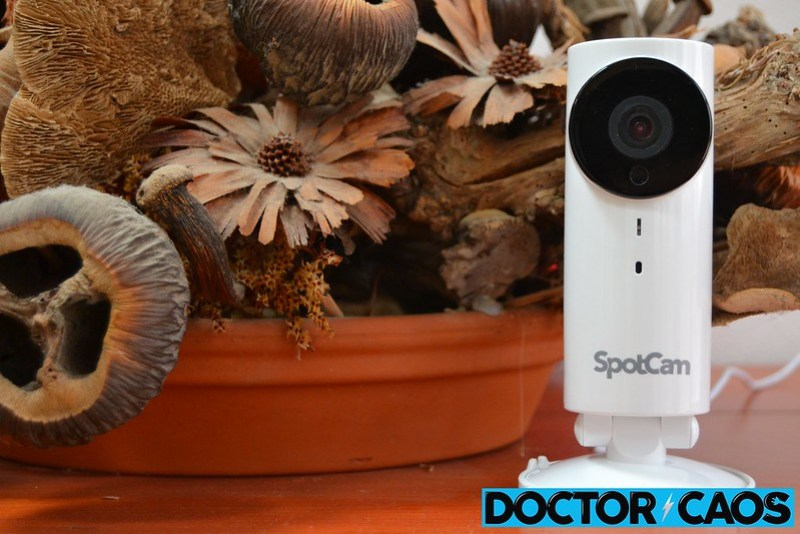 SpotCam HD 720P Wireless (11)