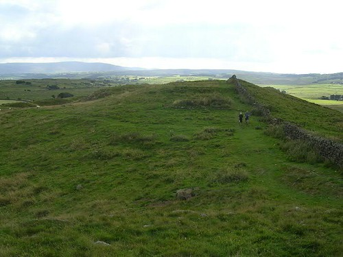 The site of Milecastle 41