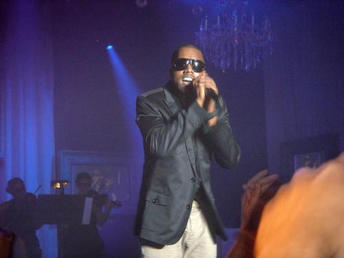 Kanye West @ Nokia Theatre