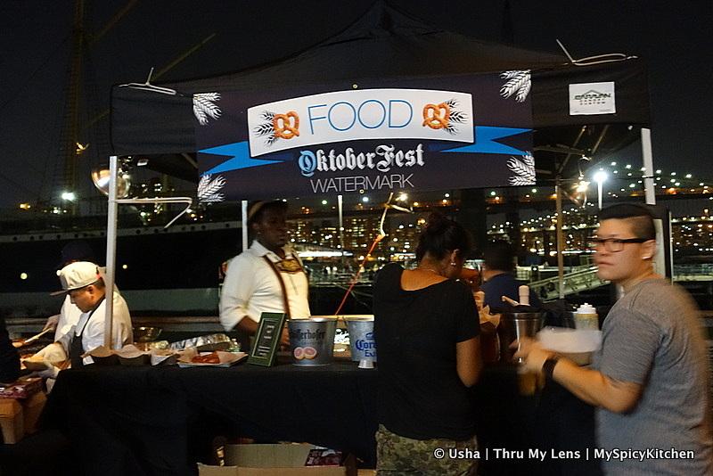 Oktoberfest 2015, South Street Seaport, Pier 15, South Street Seaport, Pier 15, East River Esplanade,