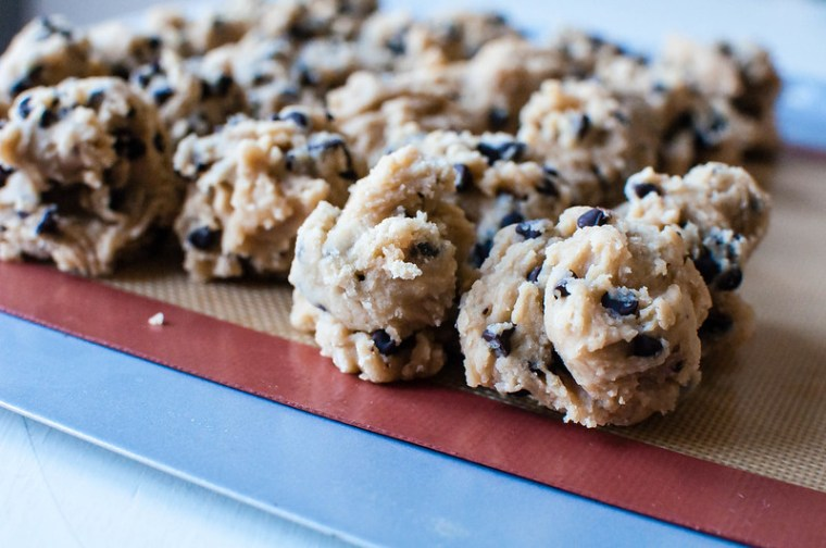 How to Freeze Cookie Dough 1