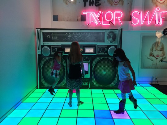 Taylor Swift Experience at the Grammy Museum