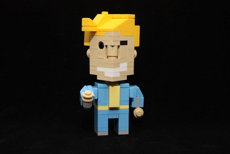 Vault Boy CubeDude