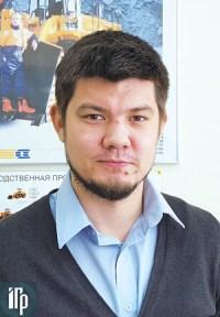специалист по маркетингу ООО «Амкодор-Росмаш» Тахир Муминов