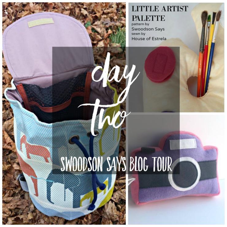 Day 2 Blog Tour Swoodson Says