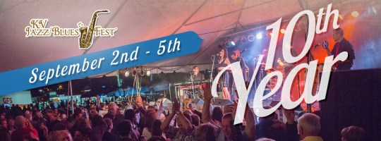 Vito's Jazz Fest Banner