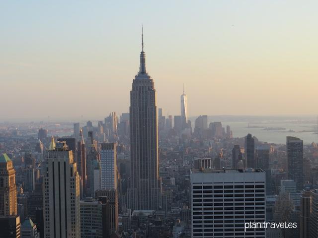 Nueva York Ruta Costa Este EEUU