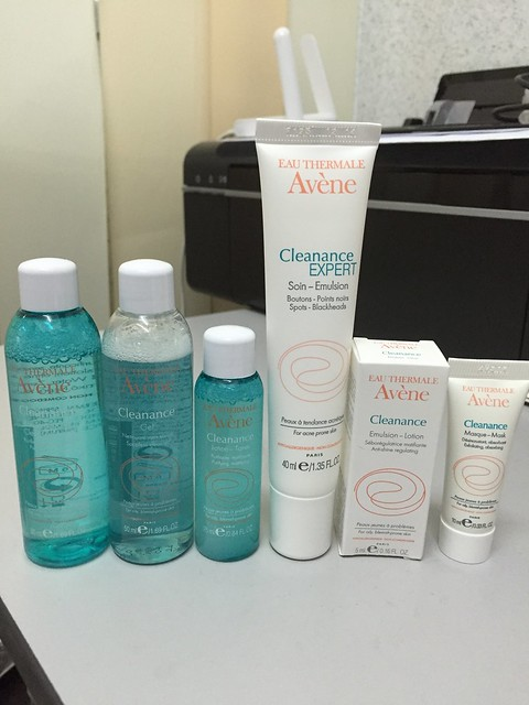 Avene Cleanance EXPERT product review