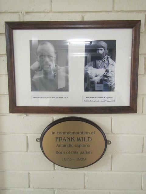 Frank Wild