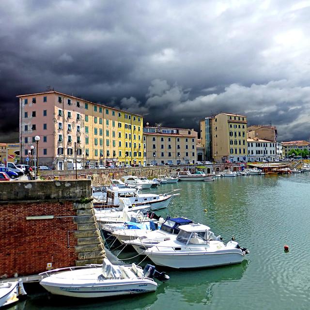 Livorno, Toscana, Italia