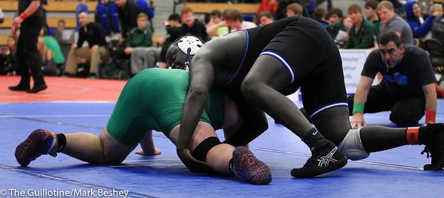 285 - Goy Tut (Owatonna) over Cole Moore (Providence Catholic) Dec 10-4