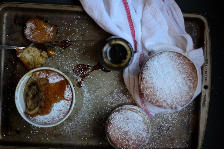 Sorghum Pumpkin Soufflés| Southern Soufflé #virtualpumpkinparty