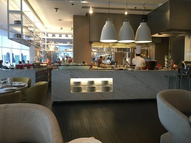 Petit Déjeuner - Royal Meridien Abu-Dhabi