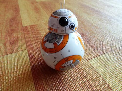 스타워즈 스피로 BB-8 ⓒ kiyong2