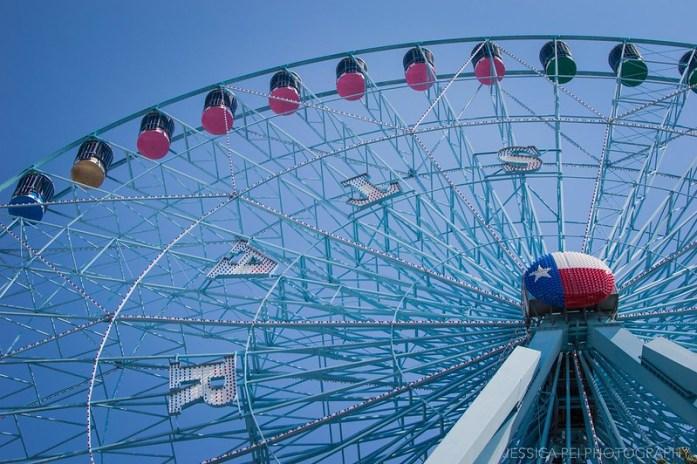Texas Star Ferris Wheel