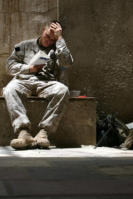 Iraq US Marines  Flickr  Photo Sharing