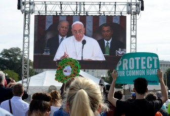 Pope Francis In DC 19