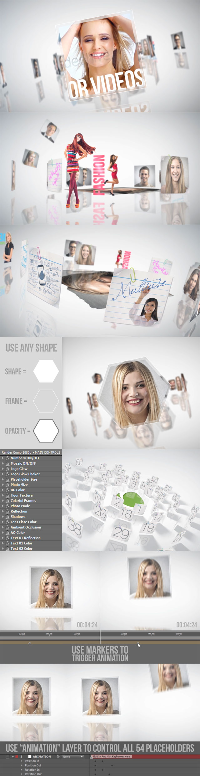 GALLERY CREATOR - FREE DOWNLOAD - VIDEOHIVE - Free After Effects