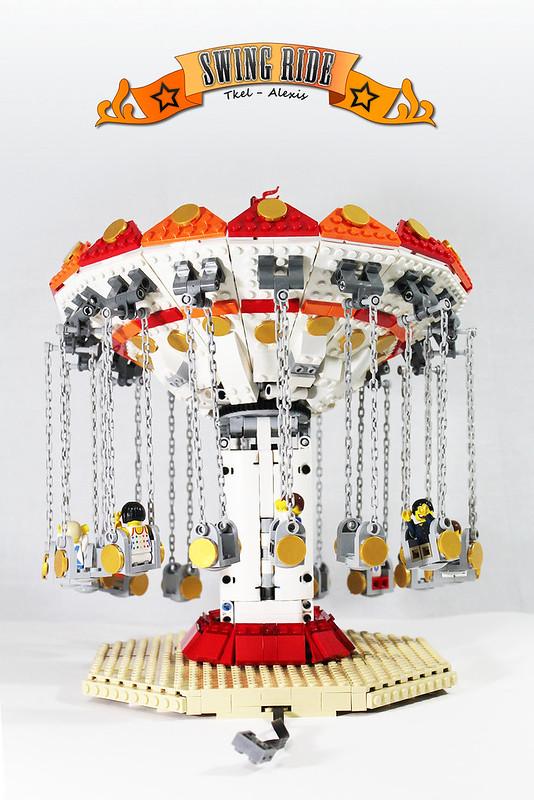 Swing Ride LEGO Town Eurobricks Forums