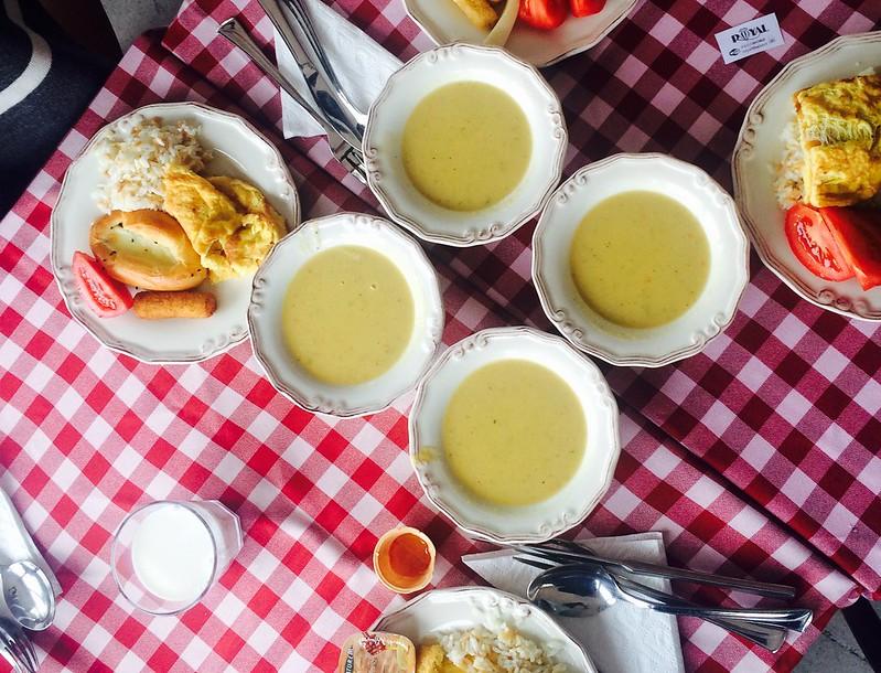 鍋裡賣的是甚麼湯?扁豆湯篇 - 土女時代 ︱華人全方位的土耳其網站